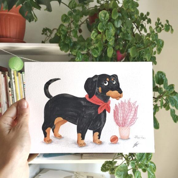 ilustracion de perros, dibujo de perros, ilustracion infantil de perros, retrato de perro personalizado, retrato de mascota personalizado, Mar Villar, retratos de perros, ilustracion personalizada de perro, ilustración personalizada de mascota, regalar ilustración personalizada de perro, regalar ilustración personalizada de mascota, retratos personalizados de mascotas,