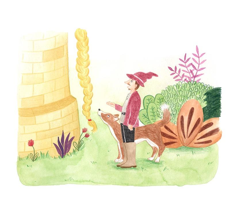 Rapunzel con piojos, El Hematocrítco, Anaya, cuentos clásicos, Feliz Feroz, piojos, parodia de personajes de cuentos clásicos, Flautista de Hamelin,