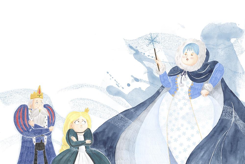Rapunzel con piojos, El Hematocrítco, Anaya, cuentos clásicos, Feliz Feroz, piojos, parodia de personajes de cuentos clásicos, Reina de las Nieves,