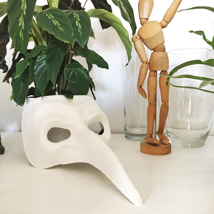 síndrome del impostor, máscara, síndrome del impostor en ilustradores,