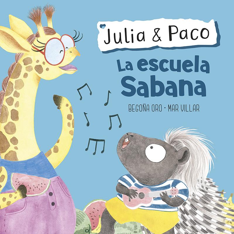 Julia & Paco – La escuela Sabana