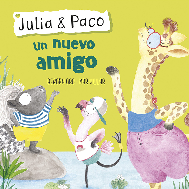 Julia & Paco – Un nuevo amigo
