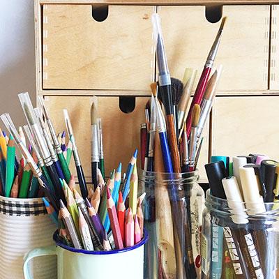 tiendas online de bellas artes donde comprar material, material bellas artes, material para ilustrar, material de dibujo,