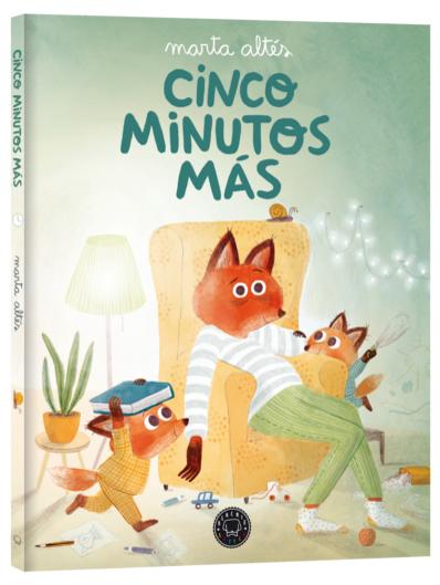 Libros infantiles para regalar de Marta Altés,
