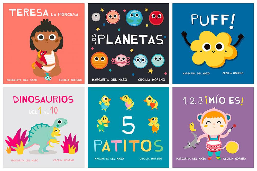 Margarita del Mazo, Cecilia Moreno, Jaguar, álbum ilustrado, libros infantiles para regalar en Navidad,