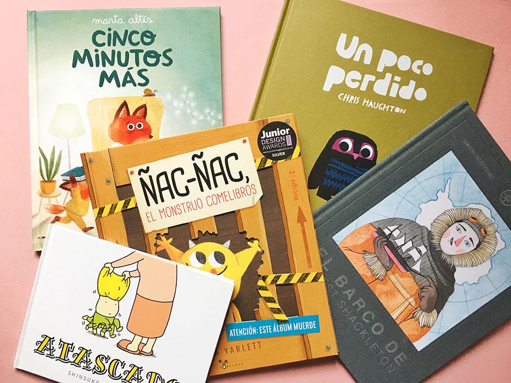 libros infantiles ilustrados para regalar en navidad,