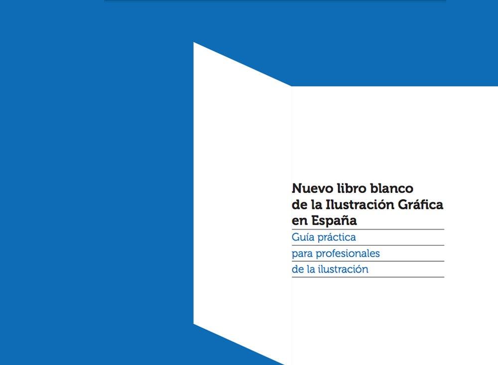 Nuevo libro banco de la ilustracion gráfica en España,