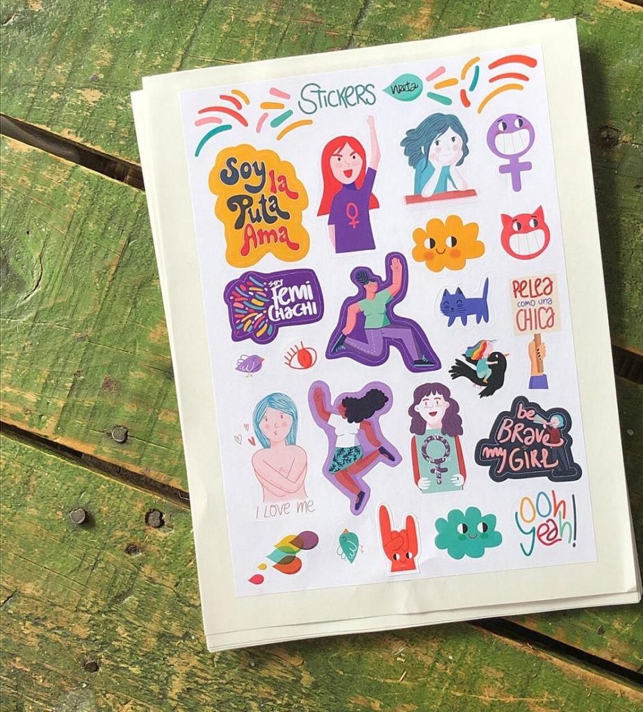 Tiendas en Etsy con ilustraciones personalizadas